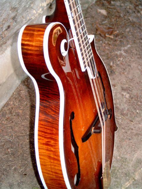 ratliff mandolin f-style r-5 master