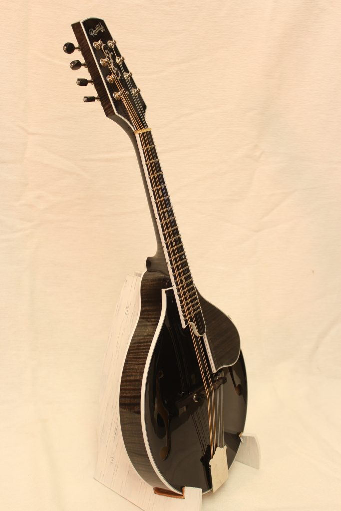 Custom A style mandolin