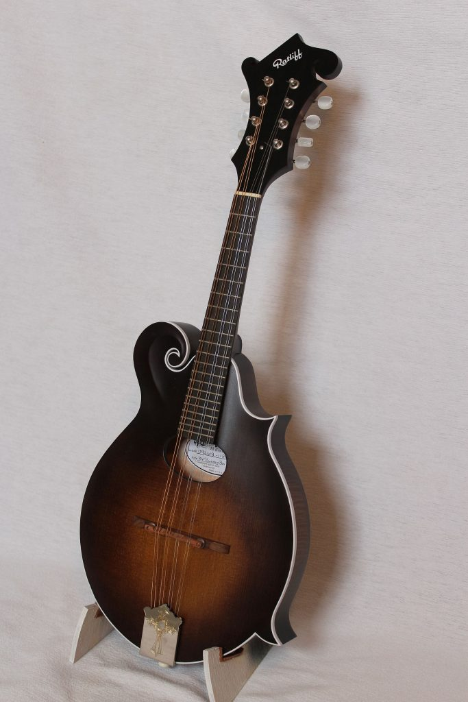 "Oval Hole ""Country Boy"" Mandolin"